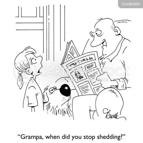 grampa cartoon