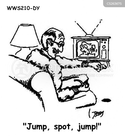 front room cartoon