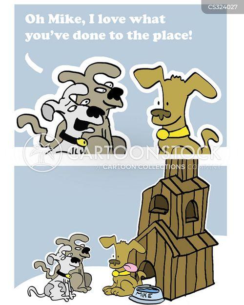 mike cartoon