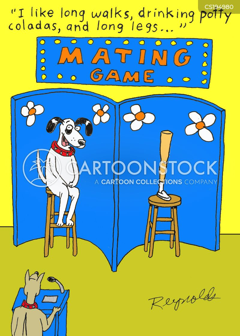 Animals dating games