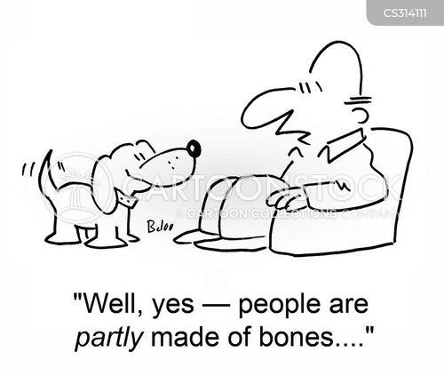 awkward questions cartoon
