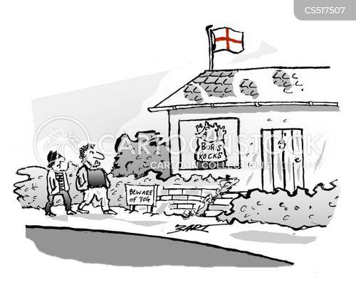 boris cartoon