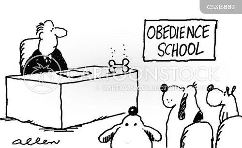 teachers pets cartoon