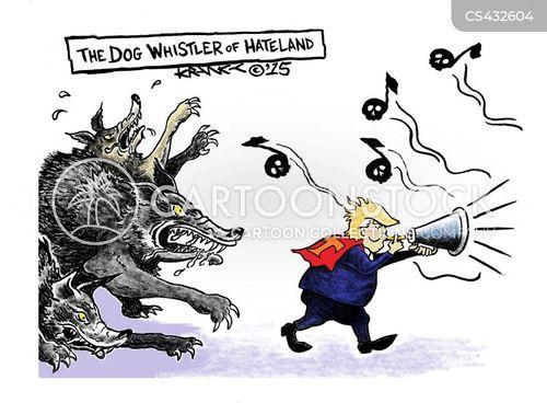 jingoism cartoon
