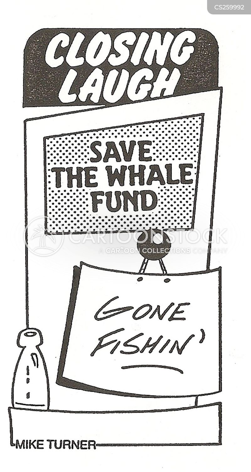fishing expedition cartoon