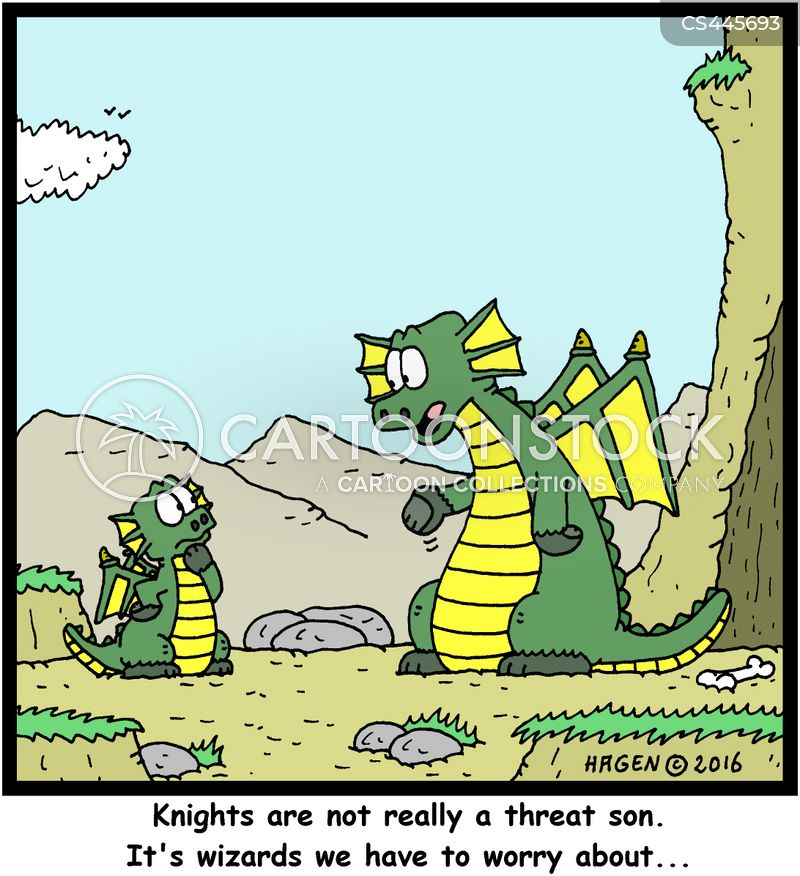 man-eaters cartoon