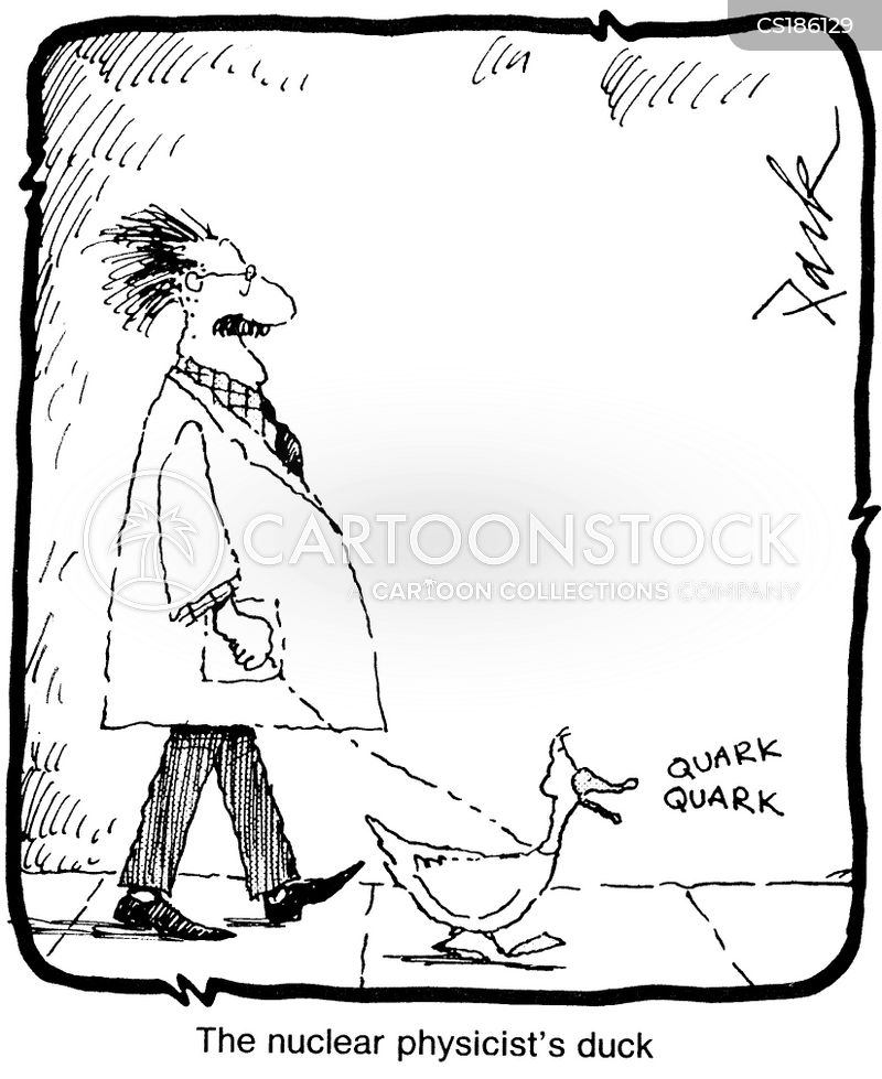 quark cartoon