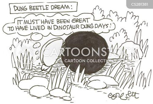 dungs cartoon
