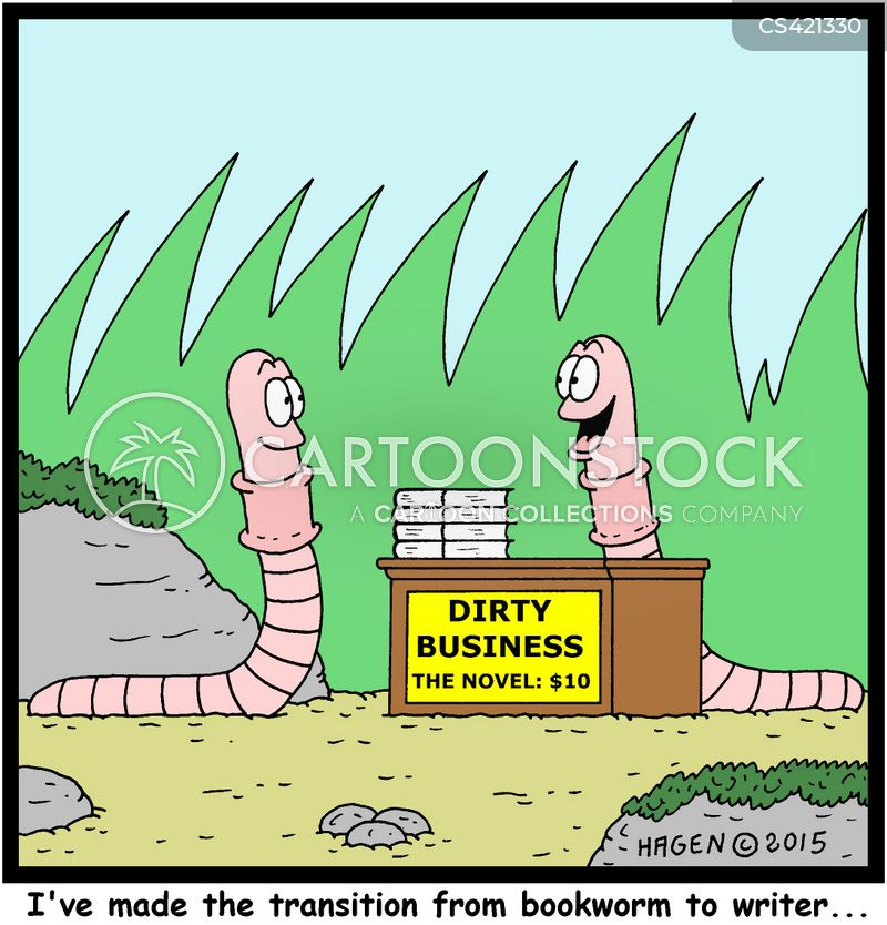 Book-worms Cartoons and Comics - funny pictures from ...