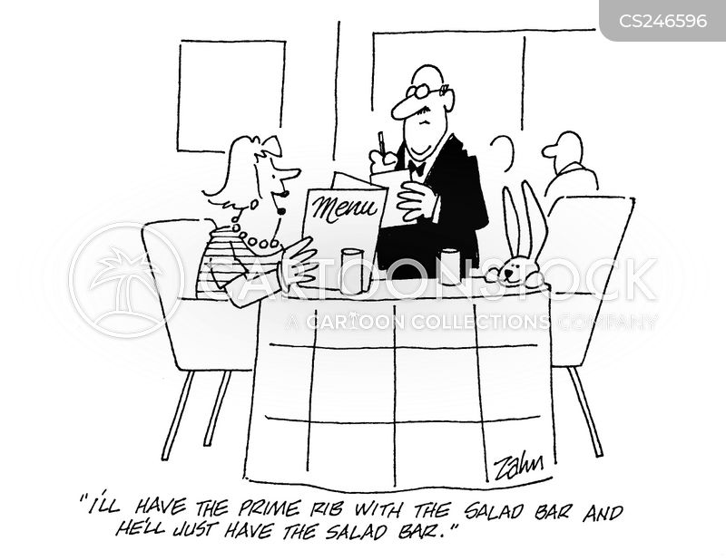 Salad Bar cartoons, Salad Bar cartoon, funny, Salad Bar picture, Salad Bar pictures, Salad Bar image, Salad Bar images, Salad Bar illustration, Salad Bar illustrations