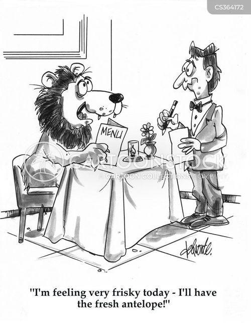 todays special cartoon
