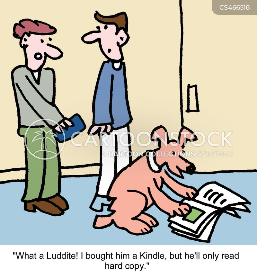 hardcopy cartoon
