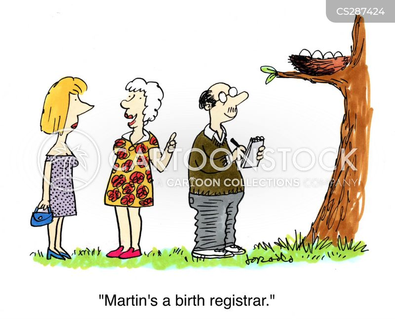 registrar cartoon