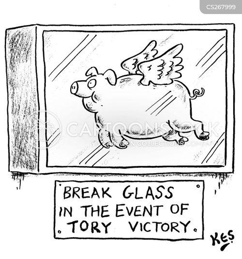 pigs might fly cartoon
