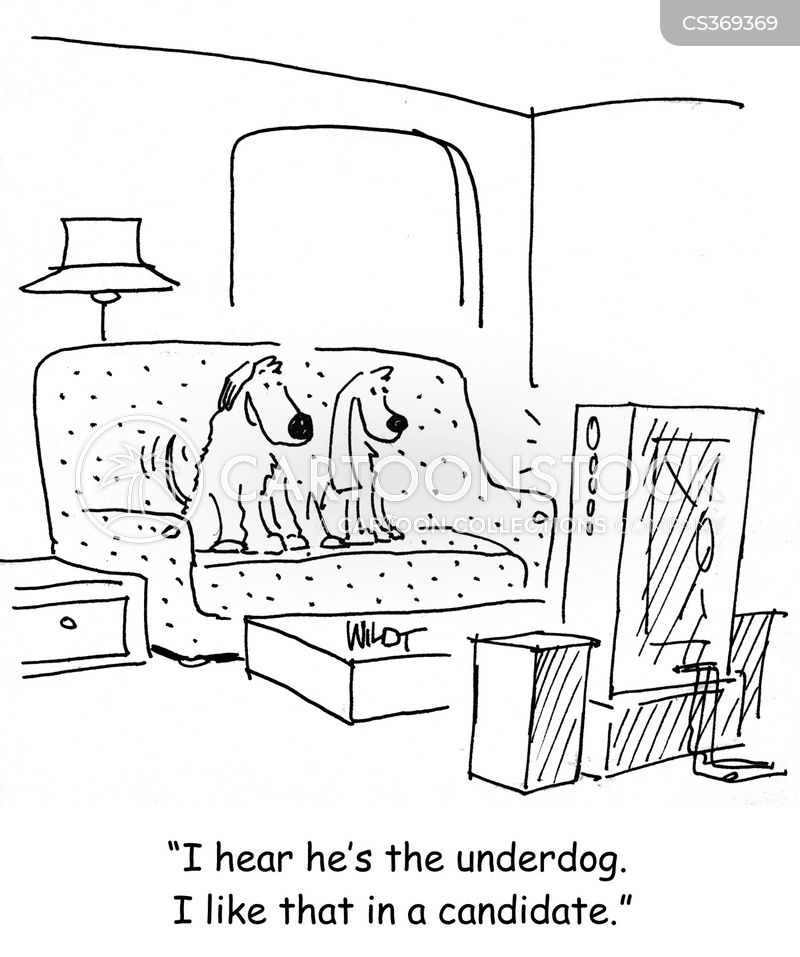underdogs cartoon