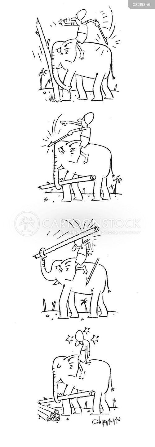 revenging cartoon