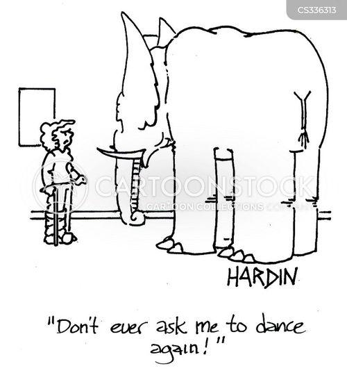 bad move cartoon