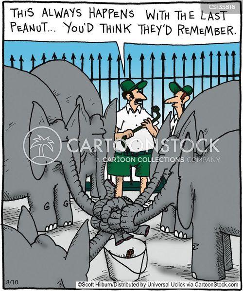 zookeepers cartoon