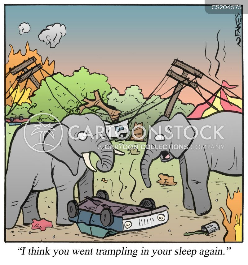 zoo animal cartoon