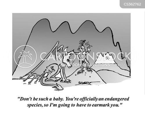 rare creature cartoon