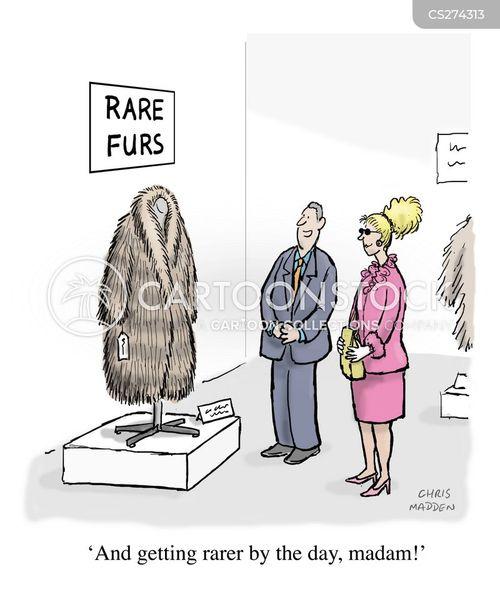 mink cartoon