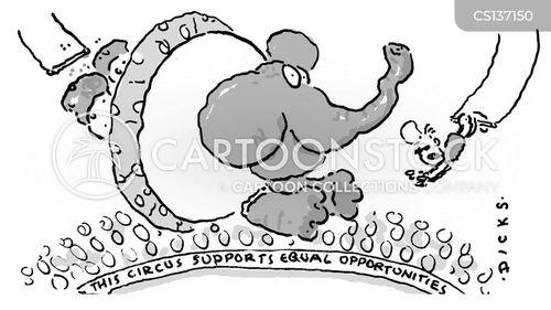 equals cartoon