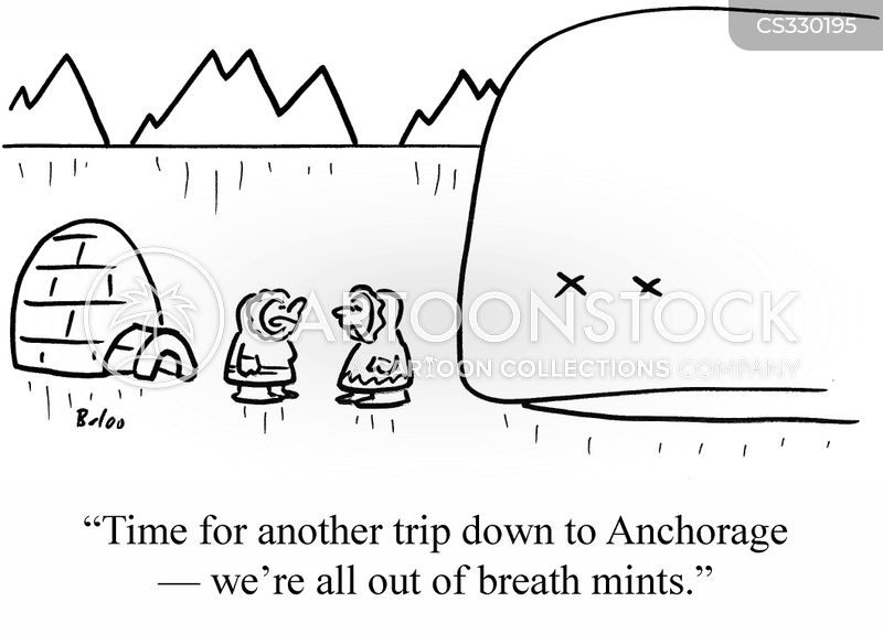 breath mints cartoon