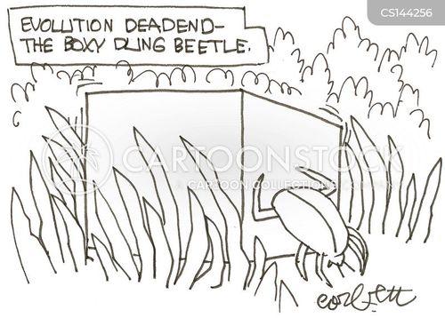 dead-end cartoon