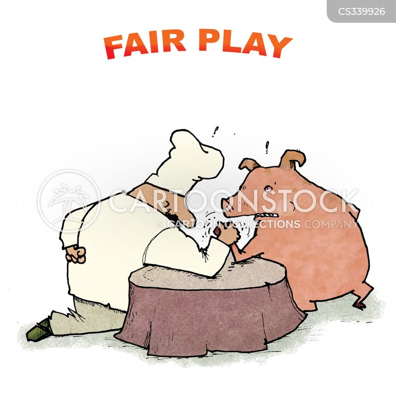Fair Play cartoons, Fair Play cartoon, funny, Fair Play picture, Fair Play pictures, Fair Play image, Fair Play images, Fair Play illustration, Fair Play illustrations