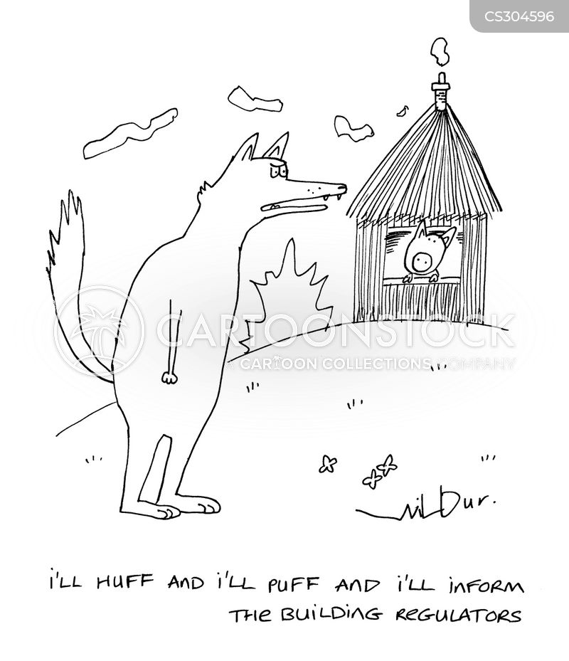 huffs cartoon