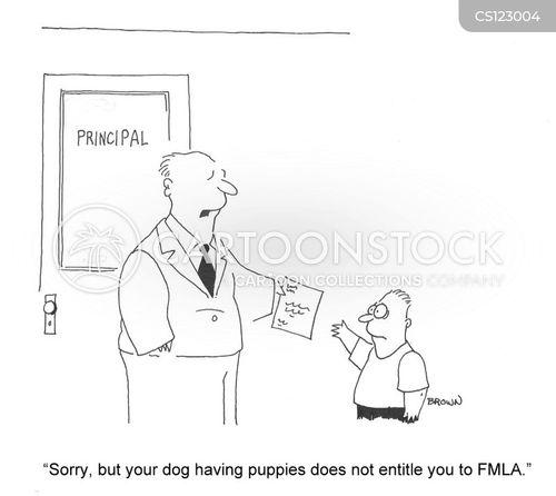 financial support cartoon