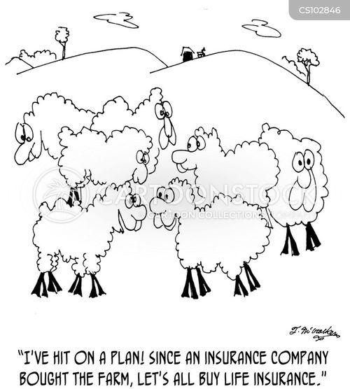 back up plans cartoon