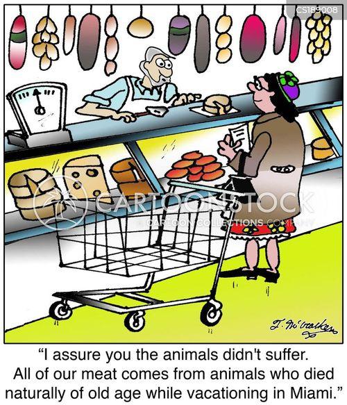 Geriatric cartoons geriatric cartoon funny geriatric picture - Deli Cartoons And Comics Funny Pictures From Cartoonstock