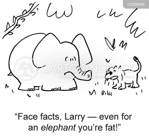 even cartoon