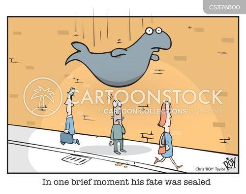 moment cartoon