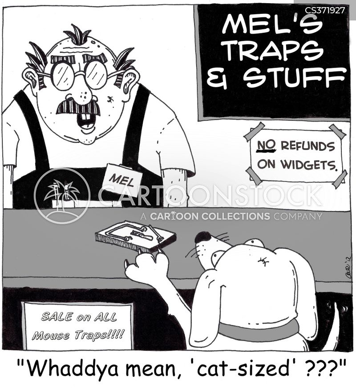keepers cartoon