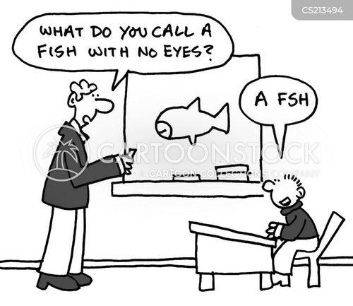 biology lessons cartoon