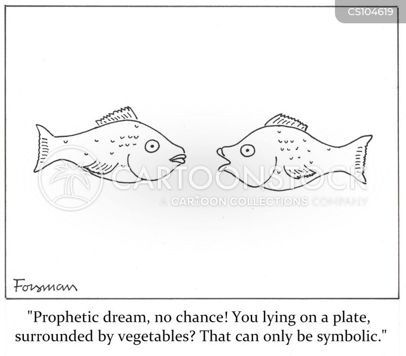 Symbolic cartoons and comics funny pictures from for Fish dream meaning