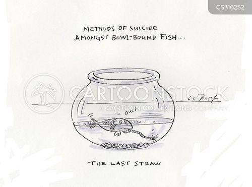 last straw cartoon