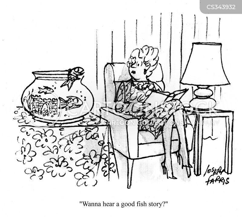 Semua orang suka mendengar cerita