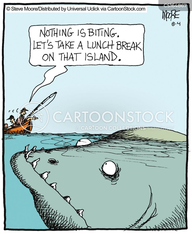 Funny fish comic - photo#11