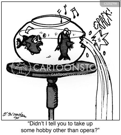 high notes cartoon