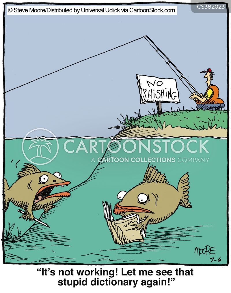 Funny fish comic - photo#34