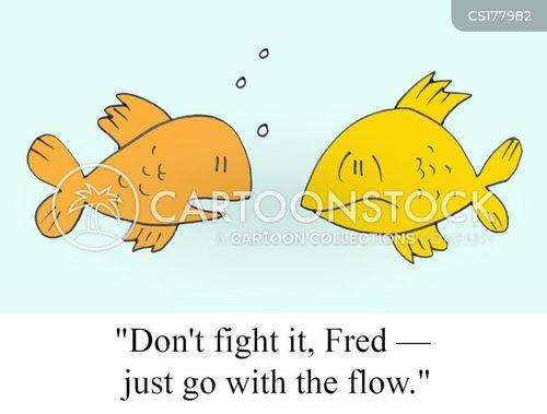 marine animal cartoon