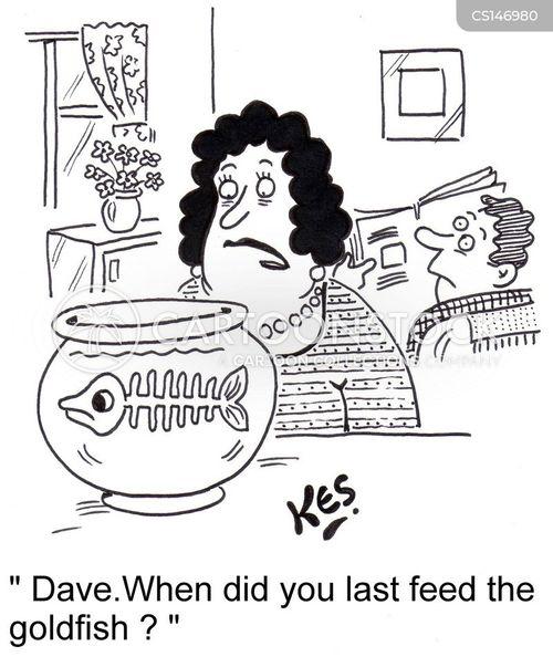 fishs cartoon