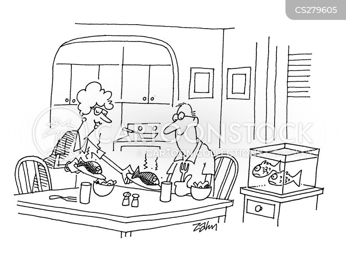 haddock cartoon