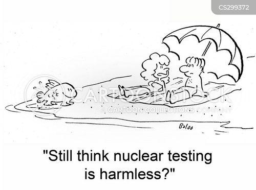 harmless cartoon