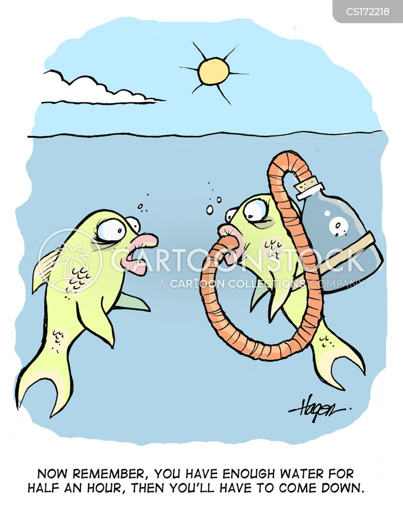 Scuba Dive Cartoons And Comics Funny Pictures From