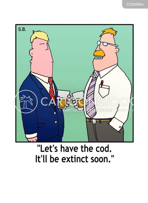 fisheries cartoon