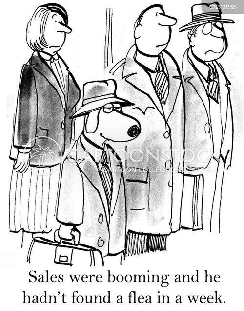self satisfied cartoon